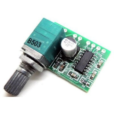 89-08403 Micro amplificatore 3+3 watt